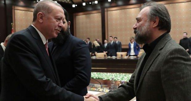 Başkan Erdoğan ve Oktay Karnaca