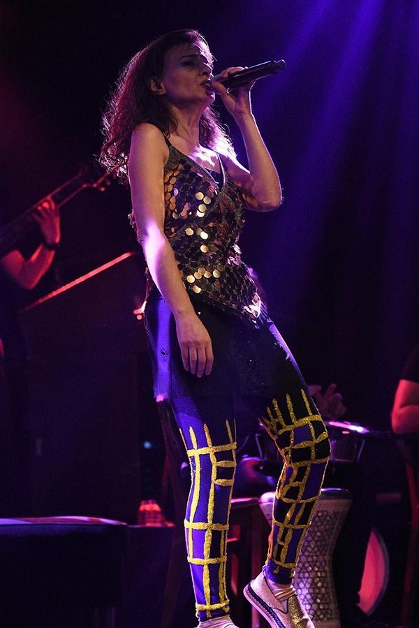 Yıldız Tilbe konser