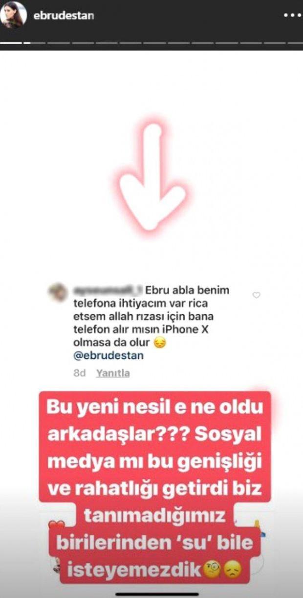 Ebru Destan ınstagram