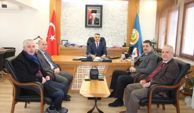 İstanbul Orman Bölge Müdürü Ateş'ten Demirköy'e ziyaret