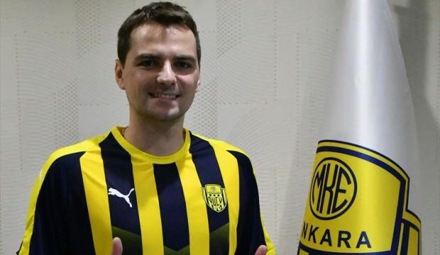 Ankaragücü iki transferi daha açıkladı!