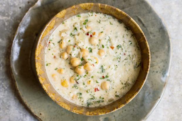 Yuvalama çorbası tarifi