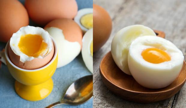 En kolay yumurta nasıl haşlanır? Yumurta haşlama kaç dakika ve süresi?