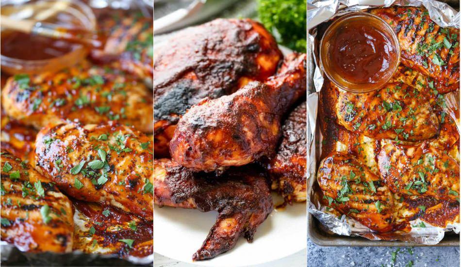 Enfes barbekü soslu tavuk nasıl yapılır?