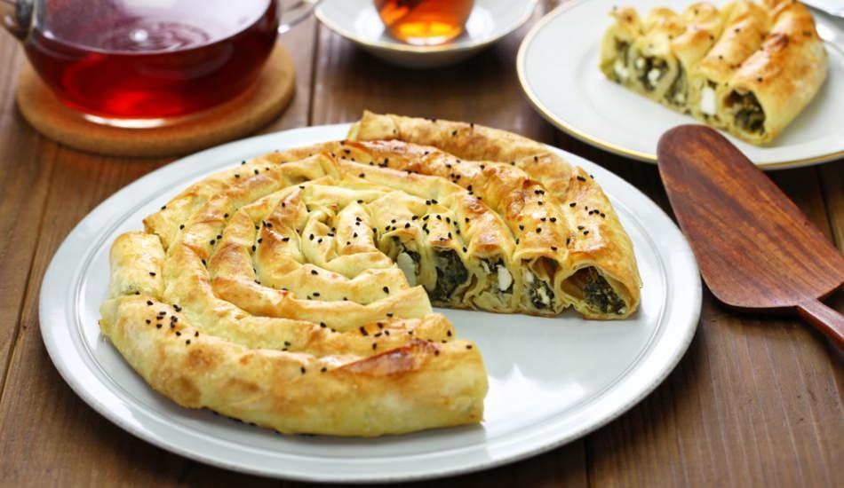 Pratik Kol Böreği Nasıl Yapılır Evde Kol Böreği Tarifi Yemek