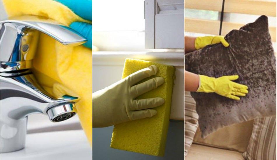 Evde ulaşılmayan yerler nasıl temizlenir?