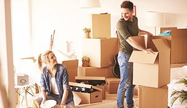 Evler küçülünce sayısı arttı! Aylık 75 lira