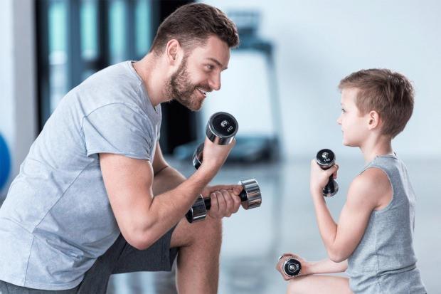 çocuklarda spor yapmanın faydaları
