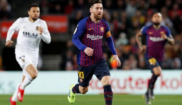 Lionel Messi'nin 2 golü yetmedi!