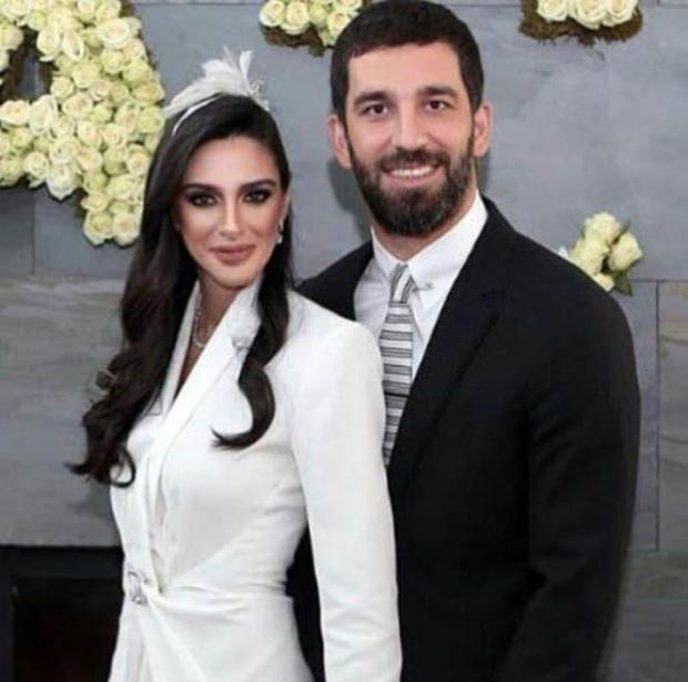 Ara turan ve eşi