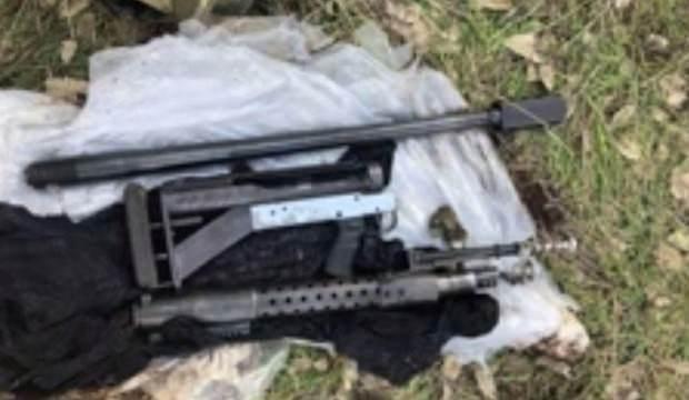 PKK sığınağında zırh delici silah ele geçirildi