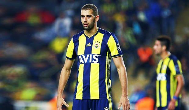 Slimani: Zenit maçı yeni başlangıç olacak