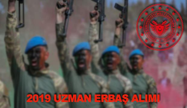 2019 uzman erbaş alımı I Başvuru ekranı ve şartları..