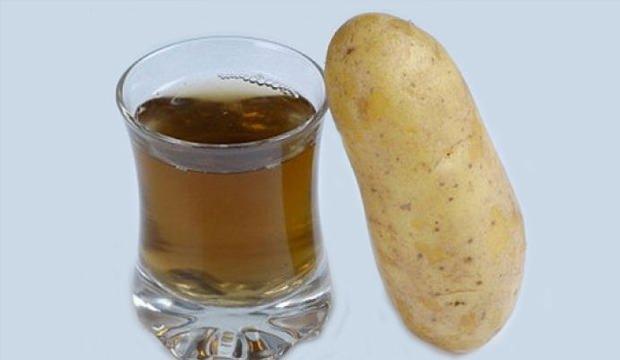 Göz Ağrısına Patates Suyu