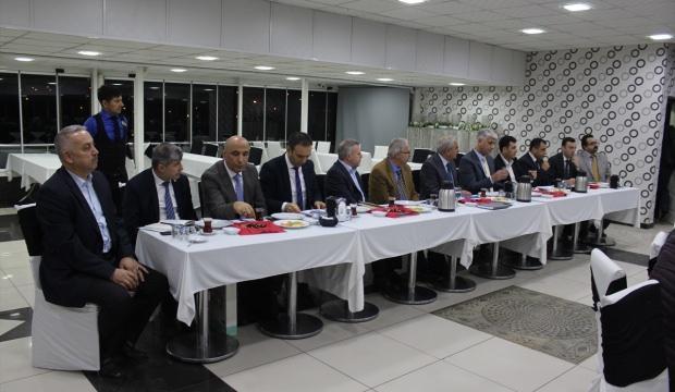 Tosya TSO istişare toplantısı düzenledi