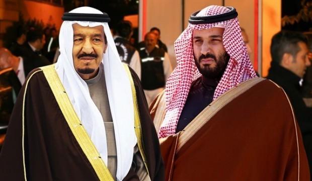 Kral Selman'dan oğluna rest! ABD çok kızacak...