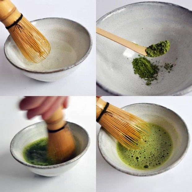 matcha çayı nasıl demlenir