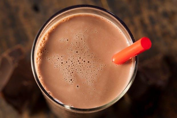 çikolatalı süt nasıl yapılır