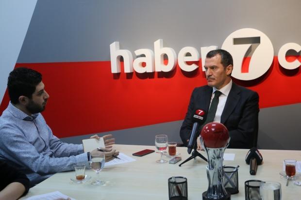Ömer Arısoy: Kentsel dönüşüm için Bakan Kurum'dan sözü aldık
