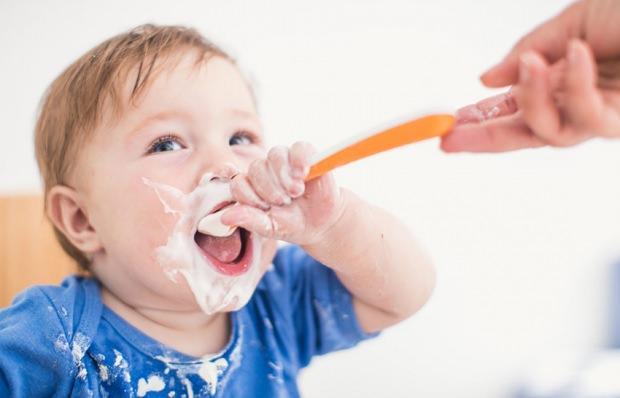 bebek yoğurdu