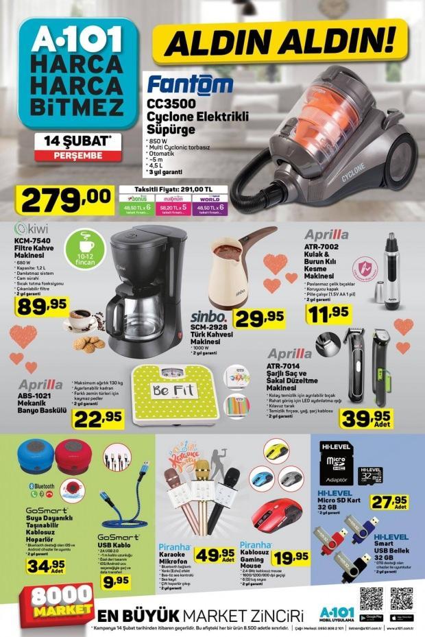 A101 Züccaciye Ürünleri Kataloğu