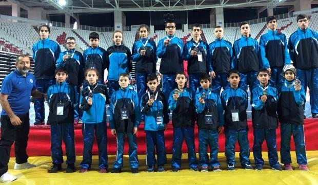 Bağcılarlı Kung Fu'cular Türkiye şampiyonu oldu