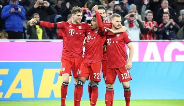 Bayern Münih fırsatı kaçırmadı