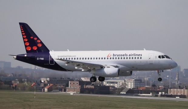Belçika'da grev nedeniyle uçuşlar için iptal kararı