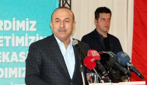 Çavuşoğlu: CHP'nin içinde PKK'yı destekleyenler var