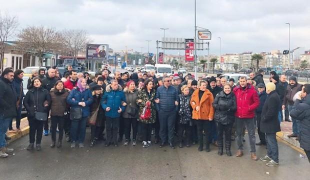 CHP Maltepe sokağa döküldü: Adalet istiyoruz!