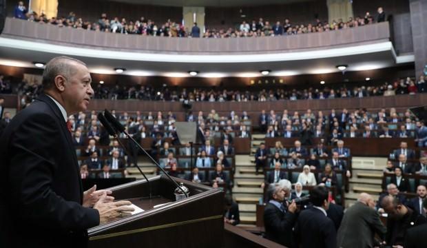 Cumhurbaşkanı Erdoğan: Bunlar kıyamet alameti