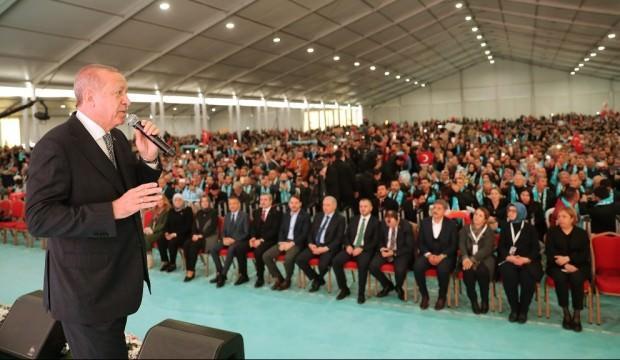 Cumhurbaşkanı Erdoğan: CHP çöp, çamur, çukurdur