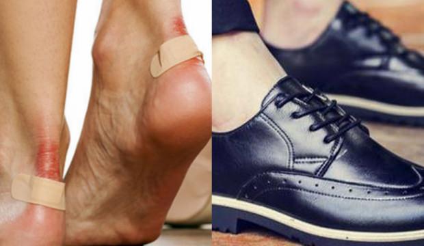 Dar gelen & sıkan ayakkabılar nasıl genişletilir? Etkili kesin çözümler...