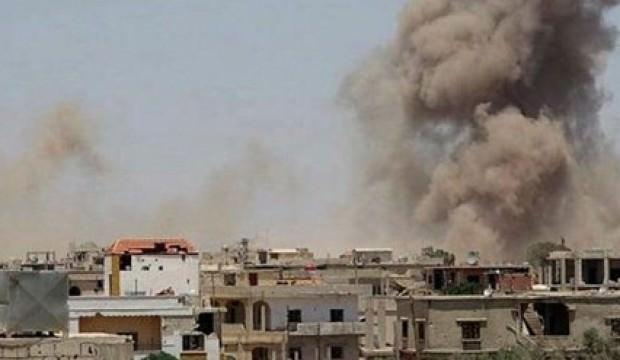 Deyrizor'da DAEŞ-YPG/PKK çatışması şiddetlendi