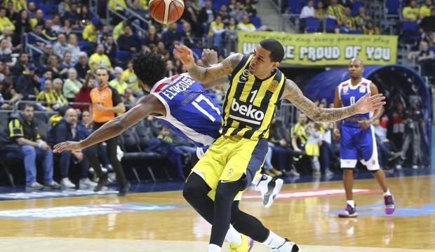 Fenerbahçe Beko'dan 37 fark!