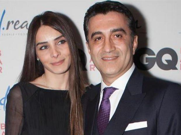 2017 yılında Nur Fettahoğlu ile eşi Levent Veziroğlu