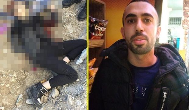 Sokak ortasında kan donduran kadın cinayeti!