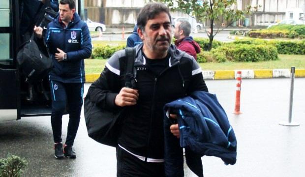Trabzonspor İstanbul'a gitti! İşte G.Saray kadrosu