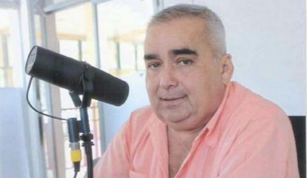 Ünlü radyocu, silahlı saldırıda hayatını kaybetti