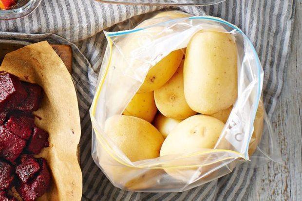 haşlanmış patates diyeti