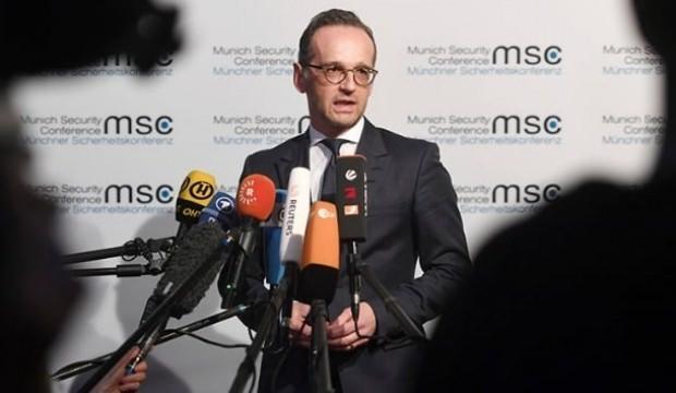 Almanya Dışişleri Bakanı ABD'den dönemedi