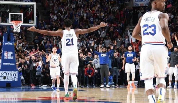 76ers, Lakers'ı farklı yendi! Furkan...