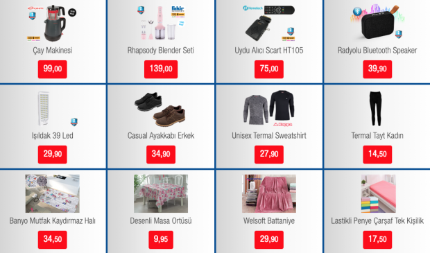 BİM current products