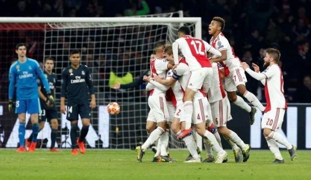 Şampiyonlar Ligi'nde bir ilk! Ajax...
