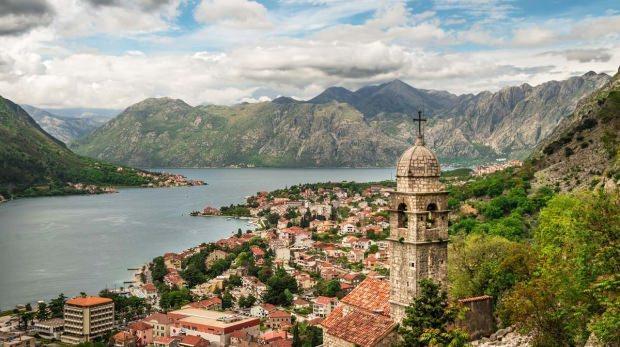 Karadağ Balkanlar