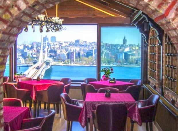 Seyri istanbul cafe