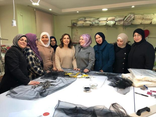 Suriyeli kadınlar