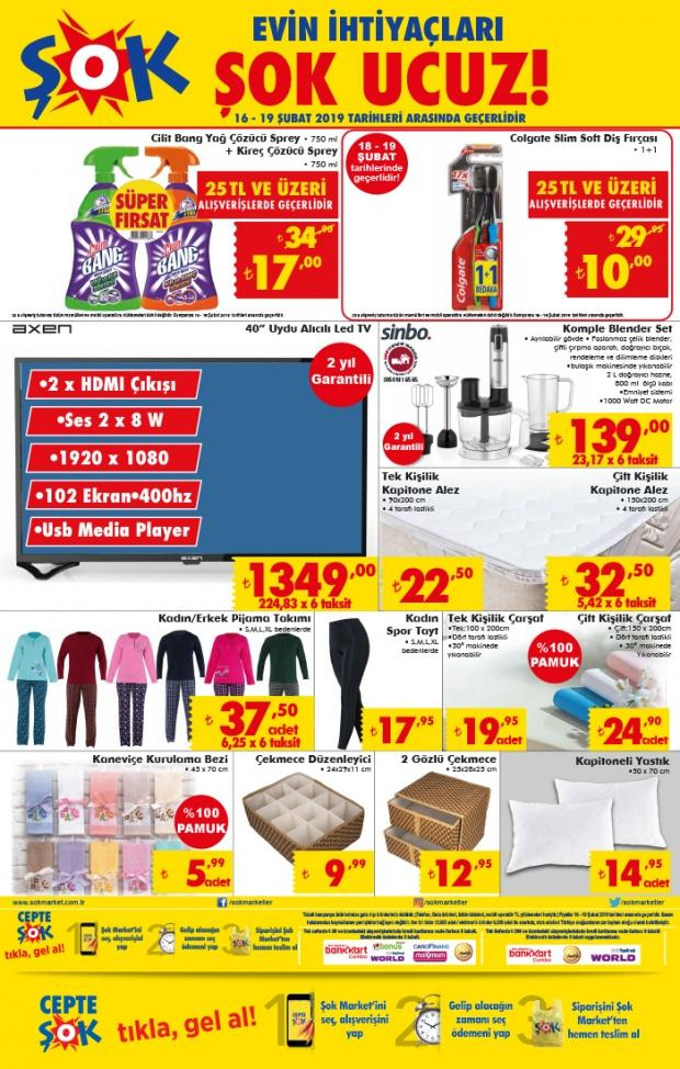 SHOCK 16-19 February 2019 current catalog of products