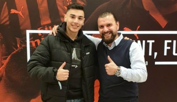 Türk futbolcu Milan yolunda!