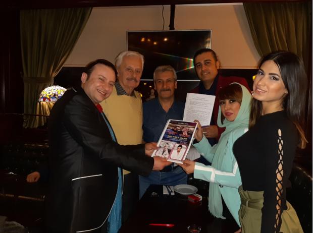 Engin Çağlar ve Onur Akay filmi